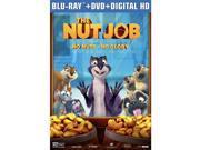 The Nut Job Blu-Ray Combo Pack Blu-Ray/DVD/Digital Copy 9SIA17P4DZ7155