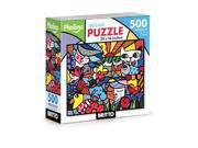 Britto 500 Piece Puzzle