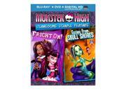 Monster High: Clawsome Double Feature Blu-Ray Combo Pack 9SIAA763US3946