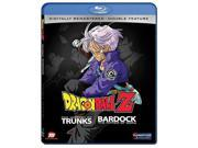 Dragon Ball Z: Bardok and Trunks Double Feature BLU-RAY Disc 9SIA3G61T16347