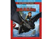 How To Train Your Dragon Blu-Ray Combo Blu-Ray/DVD 9SIAA763US9323