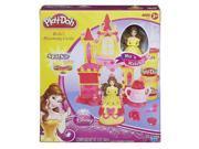 Play-Doh Disney Princess Belle's Blooming Castle