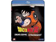 Dragon Ball Z: Dead Zone and World's Strongest BLU-RAY Disc 9SIA3G61VX6607