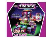 Lite Brix Lite Up Carousel