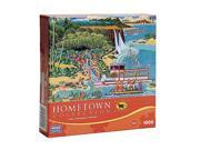 Hometown Collection-1000 piece puzzle-Sunset Visit
