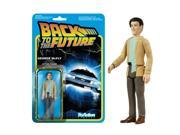 Back to the Future George McFly ReAction 3 3/4-Inch Figure 9SIA01926Z5767