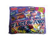 Mayfair Select Candy Brands 180-Count Bag - 54 Ounce