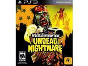 Red Dead Redemption Undead Nightmare for Sony PS3 Preowned