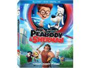 Mr. Peabody and Sherman Blu-Ray Combo Pack Blu-Ray/DVD/Digital HD 9SIA0ZX4428452