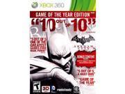 Batman Arkham City for Xbox 360 Preowned