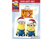 Despicable Me 2 Limited Edition Holiday Gift Set with DVD & Minion Ornament 9SIAA763XA4192