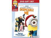 Despicable Me Limited Edition Holiday Gift Set DVD and Dave Minion Ornament 9SIA0ZX4424626