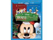 Mickey's Once Upon A Christmas/Mickey's Twi - 3 Disc Special Edition BD2 DVD