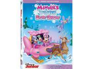 Disney Minnie's Winter Bow Show: Let It Snow DVD