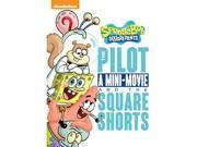 Spongebob Squarepants: The Pilot, A Mini Movie & The Square Shorts DVD