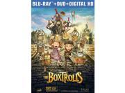 The Boxtrolls Blu-Ray Combo Pack Blu-Ray/DVD/Digital HD 9SIA3G62GV4351