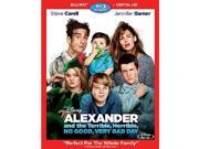 Alexander & the Terrible, Horrible, No Good, Very Day Blu-Ray Combo Pack Blu-R
