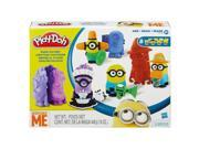 Play-Doh Makin' Mayhem Set Featuring Despicable Me Minions 9SIAD185MD2153