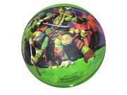 Jr Teenage Mutant Ninja Turtles Basketball - Size 3