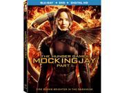 Hunger Games: Mockingjay - Part 1 Blu-Ray Blu-Ray/DVD/Digital HD 9SIA3G62NC4319