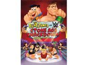 The Flintstone and WWE: Stone Age Smackdown DVD 9SIA17P3ES5281