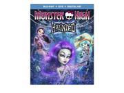 Monster High: Haunted Blu-Ray Blu-Ray/DVD/Digital HD 9SIAA763US3963