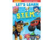 Nick Jr. Let's Learn: S.T.E.M DVD