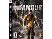 inFamous for Sony PS3
