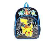 Pokemon 16 inch Boys Backpack - Pikachu
