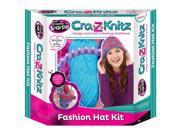 Cra-Z-Art Shimmer n Sparkle Cra-Z-Knit Hat Kit