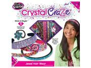 Cra-Z-Art Crystal Craze Hair Wear