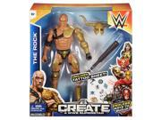 WWE Create A Superstar The Rock Figure Pack 9SIAEUT6CV9655