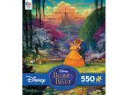 Ceaco Disney Fine Art 550 Piece Jigsaw Puzzle - Beauty & the Beast