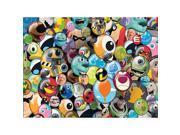 Ceaco Disney Pixar Buttons Photo Collection 750 Piece Jigsaw Puzzle