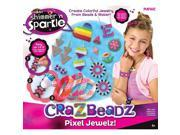 Cra Z Art Shimmer n' Sparkle Cra-Z-Beads Pixel Jewelry