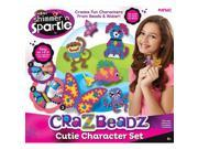 Cra Z Art Shimmer n' Sparkle Cra-Z-Beads Cutie Characters