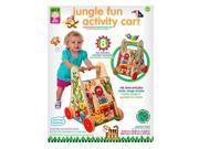 Alex Toys Jungle Activity Cart 9SIA39158G8806