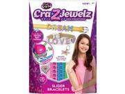 Cra Z Art Shimmer n' Sparkle Cra-Z-Jewelz Slider Bracelets