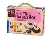 Thames & Kosmos Felting Bakeshop Craft Kit