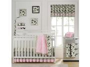 Laugh, Giggle & Smile, Versailles Pink 10 Piece Crib Set