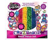 Cra Z Art Shimmer n' Sparkle Cra-Z-Beads Value Set