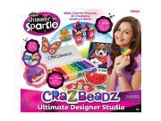 Cra-Z-Art Shimmer n' Sparkle Cra-Z-Beads Mania  Ultimate Designer Studio