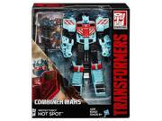 Hot Spot Transformers Generations Combiner Wars Voyager Class Action Figure 9SIA0193R93633