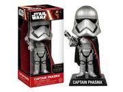 WW Star Wars: Episode VII The Force Awakens - Captain Phasma Bobble Head