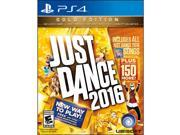 Just Dance 2016 Gold Edition for Sony PS4