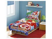 "Marvel Avengers """"Heroes Assemble!"""" 4 Piece Toddler Bedding Set"" 9SIA3G63H27362"