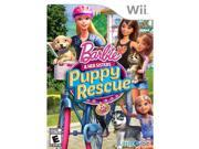 Barbie & Her Sisters: Puppy Rescue for Nintendo Wii