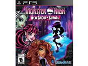 Monster High: New Ghoul in School for Sony PS3
