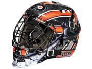 Franklin Sports GFM 1500 NHL Philadelphia Flyers Goalie Face Mask