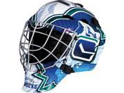 Franklin Sports GFM 1500 NHL Vancouver Canucks Goalie Face Mask